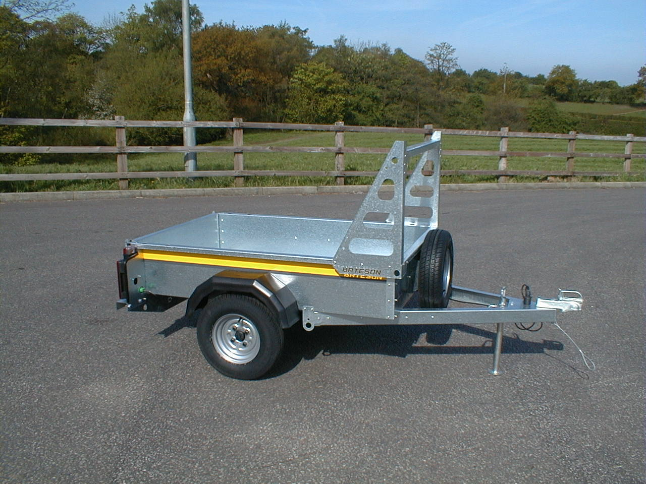 Bateson Brake Free Trailers