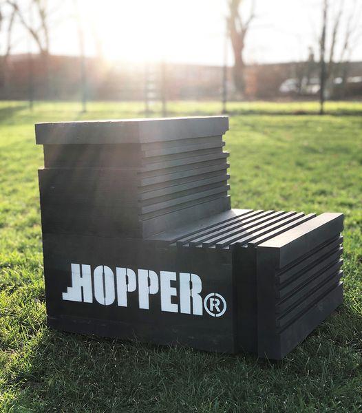 Hopper Climbing Aid